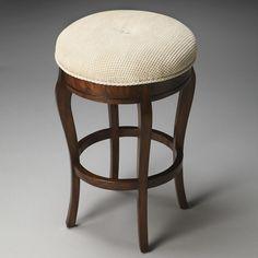 Butler Specialty Upholstered Padded Stool