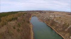 Maardu fosforiidikarjäär / Maardu phosphate rock mine in Estonia Rock, Water, Outdoor, Gripe Water, Outdoors, Skirt, Locks, The Rock, Rock Music