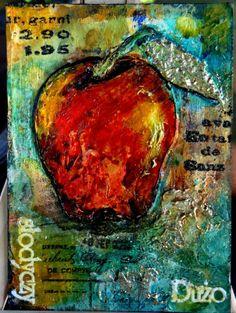 jabłko apple apfel  ATC manzana  pomme