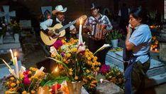 Close  OptionsShareSend Timeline Photos  Extension Master Gardener Like This Page · November 1, 2014 · Edited ·     So what is Dia de los Muertos? Day of the Dead (Spanish: Día de Muertos) is a Mexican holiday observed throughout Mexico and around the world in other cultures. The holiday focuses on gatherings of family and friends to pray for and remember friends and family members who have died. In 2008 the tradition was inscribed in the Representative List of the Intangible Cultural…