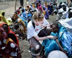 Doctors Without Borders -A medical humanitarian organization that provides aid in nearly 60 countries to people whose survival is threatened by violence, neglect, catrastrophe, epidemics & malnutrition