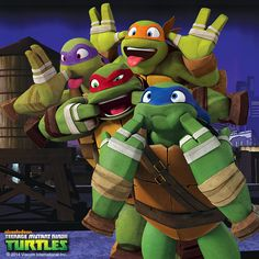 Look at this Teenage Mutant Ninja Turtles on #zulily today!