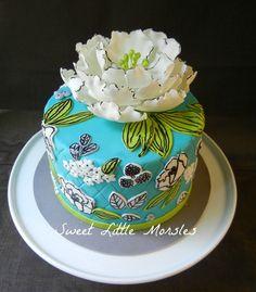 Vera Bradley Inspired Cake — Birthday Cakes