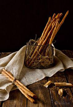 La cocina de Frabisa: Cómo hacer Grisines Crujientes con Semillas. RECETA