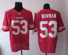 93e1d211b Cheap NFL Elite San Francisco 49ers Jersey (34) (43711) Wholesale