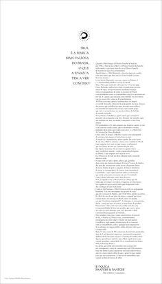 O que a F/Nazca tem a ver com isso? | F/Nazca Saatchi & Saatchi | Print…