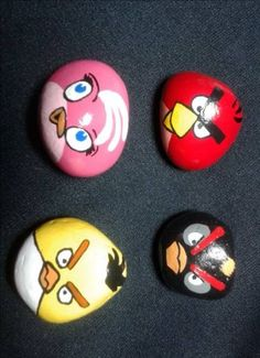 47 Ideas For Painting Rocks Hand #painting Rock Painting Patterns, Canvas Painting Tutorials, Rock Painting Ideas Easy, Painting For Kids, Painting Videos, Pebble Painting, Pebble Art, Stone Painting, Stone Crafts