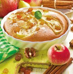 Plăcintă pufoasă cu mere - Retete culinare - Romanesti si din Bucataria internationala
