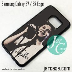 Niall Horan Signature Phone Case for Samsung Galaxy S7 & S7 Edge