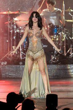Selena Gomez in Boca Raton, Florida on July 29, 2011.