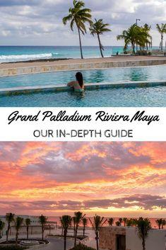 Grand Palladium Riviera Maya: Our In-Depth Guide | Riviera Maya, Mexico | Playa del Carmen, Mexico | Mayan Riviera, Mexico | TRS Yucatan | Grand Palladium White Sand