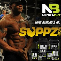We Now Carry NutraBio Supplements Some Of The Purest And Most Effective Products You Can