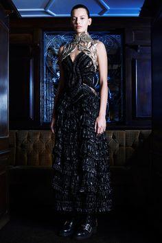 Alexander McQueen   Pre-Fall 2014 Collection   Style.com