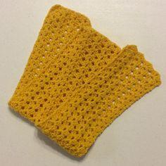 Sunflower shell scarf