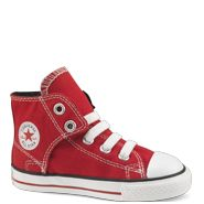 Chuck Taylor. Red easy slip next