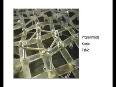 Programmable-kinetic-fabric for architecture