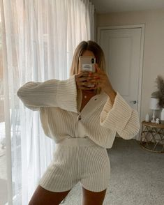 Mode Outfits, Trendy Outfits, Summer Outfits, Fashion Outfits, Fashion Trends, Spring Summer Fashion, Autumn Winter Fashion, Mode Dope, Matching Sweaters