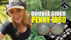 WOW a RARE DOUBLE SIDED Tails Penny from 1860 I A field is NEVER done I ... Dawn Pictures, Penny Coin, Over The Years, Digger, Youtube, Youtubers, Youtube Movies