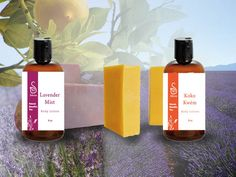 Skincare Products by Senica