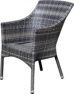 Lounge Sessel Outdoor Selina rocca stapelbar-Möbel-Star