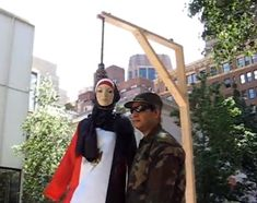 The Shocking Display Seen at NYC's Muslim Day Parade