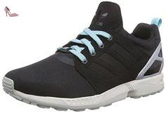 adidas ZX Flux NPS UPDT, Sneakers Basses Homme, Gris (Onix/Onix/Dark Blue)-43 1/3 EU