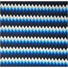 """1 metre of Multi coloured blue fabric with stretch, 50"""" wide Lot #88 on eBid United Kingdom"""