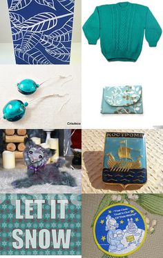 Christmas gifts  by orit hen on Etsy--Pinned with TreasuryPin.com