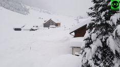 """""""Nie da się chodzić, śniegu jest po pas"""". W Alpach utknęli również Polacy"""
