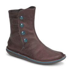 Mid boots Camper BEETLE Brown