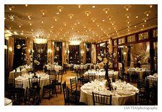 Westin St. Francis wedding reception