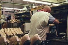 How Freed makes pointe shoes