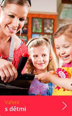 Kurzy pro děti - škola vaření Chefparade