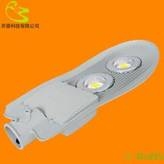 Free shipping 60W COB led street lamp AC85-265V 5400lm waterproof IP65 outdoor graden & road led street light 60W $605.00
