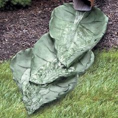 Here's a cute idea for a downspout off a gutter. Proper drainage (away from the home's foundation) helps keep pests out.