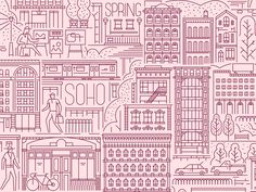 SOHO by MUTI #Design Popular #Dribbble #shots