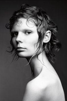 Patrick Demarchelier for Vogue UK October 2016. Hair: Guido Palau Makeup: Lisa Butler