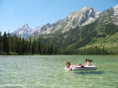 12 Things To Do Your First Time in the Tetons - String Lake