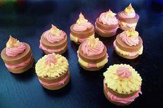 Cupcakes soap favours!