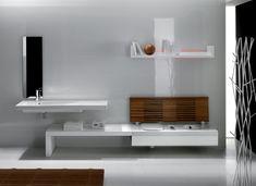 G-FULL - Production of designer sanitary appliances in ceramic, bathroom furnishings and accessories - Hatria Srl