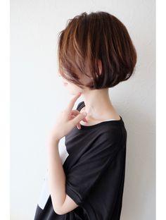 ヘアーサロン ルシア(Hair salon Lucia) ★Lucia★大人可愛い 小顔ショートボブ☆