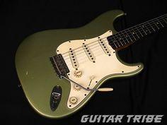 Fender 1966 Stratocaster Blue Ice Metalic