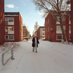 Sturegatan, Falun 2010 by Karl Gunnarsson, via Flickr