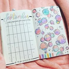 All the darker October colors make me miss these pastels from last month! ✨ . . . . . . . . . . . . . . . . . . . . . . . . . . . #bujobeauty #plannerpicturefeature #bulletjournal #bujo #mood #bulletjournaljunkies #bujojunkies #bujolove #bulletjournaling #bulletjournalcommunity #bujocommunity #moodtracker #september #journal #calligraphy #lettering #handlettering #brushlettering #brushcalligraphy #brushpen #art #moderncalligraphy #modernlettering #monthlyspread #handwriting #bujoinspire