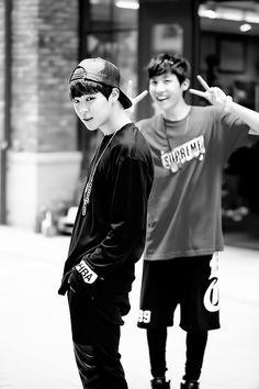 Jimin + J-Hope BTS Bangtan