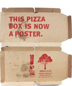 Because I love pizza and type #sustainability   - Eco Heaven Bazaar  via @gipronzi