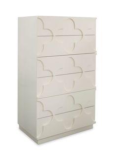 Alhambra Tall Dresser - Gilt Home