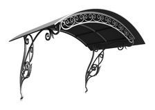 Wrought Iron Canopy - Download From Over 47 Million High Quality Stock Photos, Images, Vectors. Sign up for FREE today. Image: 29969502