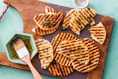 From charred vegies to herb bread, here are the sides to make for your next barbecue.