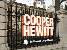 04. Cooper Hewitt